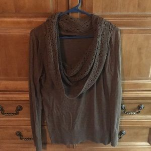 Maurices cowl neck sweater!
